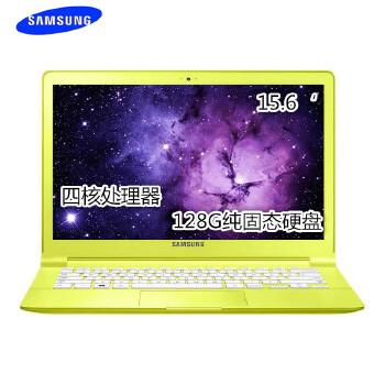 三星(SAMSUNG) 905S3G-K08 13.3英寸轻薄笔记本电脑 四核CPU 128G固态硬盘 WIN8.1 黄