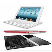 Logitech/罗技 超薄键盘盖 无线蓝牙 黑色/红色 适用new iPad3/iPad2/4 全国联保 全新盒装正品