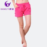 香港康谊 2015夏季纯棉性感热裤 休闲运动外穿女士短裤睡裤家居服