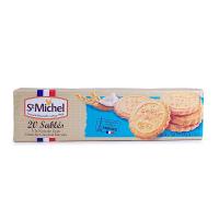 【春播】法国圣米希尔椰香曲奇饼干120g