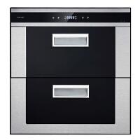 【当当自营】帅康(Sacon)ZTD100K-K5 100L大容积 智能触控 嵌入式消毒柜 家用消毒碗柜