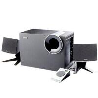 Edifier/漫步者 R208PF 电脑音箱 木质 低音炮 插卡 优U盘 广场舞音响