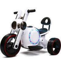孩子王儿童电动车摩托车三轮车可坐人汽车儿童车电瓶车玩具车男女