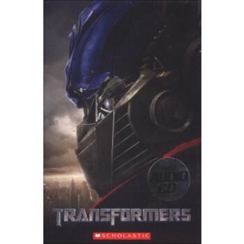 [英文原版]Transformers学乐配CD系列:变形金刚/英语学习
