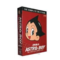 铁臂阿童木正版12DVD动画片52集完整珍藏版1980年经典国配