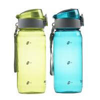 哈尔斯太空杯创意水杯HPC-21-3 塑料杯儿童男女士学生运动水杯600ML