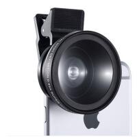 手机镜头广角微距拍照相神器苹果iPhone6套装通用单反外置摄像头RC