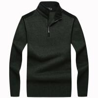 伯思凯2015秋冬上新男士羊毛衫 商务门筒领青年男士毛衣针织衫