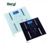 贝雅BYF06多功能电子秤脂肪秤体重计健康秤人体称脂肪测量仪精准体重秤