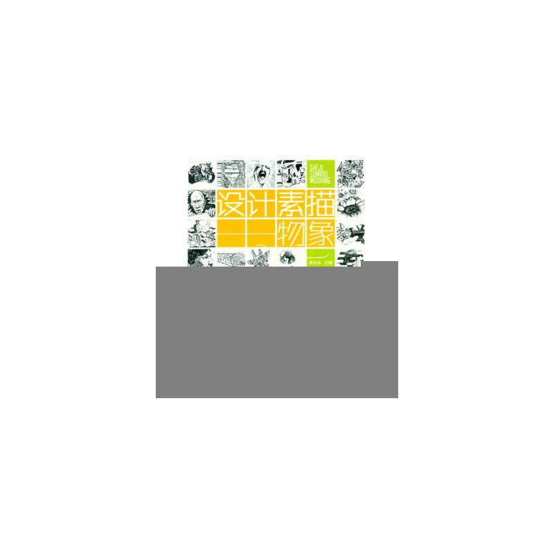 设计素描物象 潘吉成 9787566906014