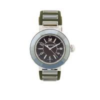 SWAROVSKI施华洛世奇圆形表盘指针式女士手表