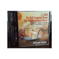 正版音乐古典大师系列8 里赫特:巴赫 平均律钢琴曲集 全集IV(CD)