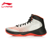 李宁男子篮球鞋骇客高帮篮球男运动鞋ABPL019