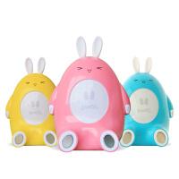 阿李罗火火兔婴幼儿童智能互动玩具P1拍拍鼓音乐益智早教机故事机