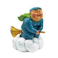 稀奇艺术限量版雕塑摆件瞿广慈作品《福星到》搭配精美礼物包装盒
