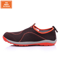 美国第一户外休闲鞋男款网布鞋速干透气慢跑鞋低帮徒步鞋防滑