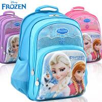 冰雪奇缘书包迪士尼小学生3-5-6三年级女童减负护脊双肩儿童背包2