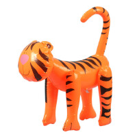 大贸商 充气老虎 儿童动物玩具AE00271 0.08