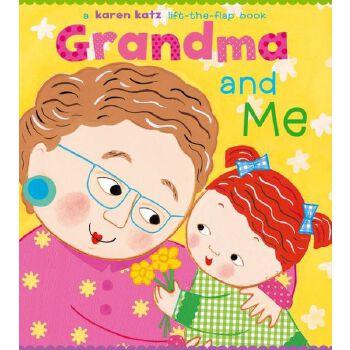 [英文原版]grandma and me 奶奶和我/little simon/进口低幼童书