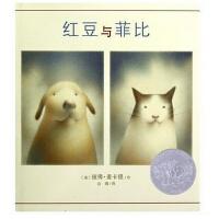 红豆与菲比精装图画书荣获凯迪克大奖绘本2岁以上亲子共读正版童书