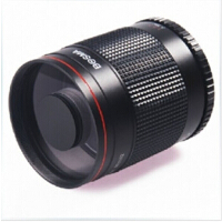 精巧型天文望远镜主镜 佳能尼康单反相机镜头 F8 500mm 高清定焦