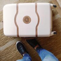 (可礼品卡支付)法国大使(Delsey)商务拉杆箱 旅行箱 高端系列万向轮箱包