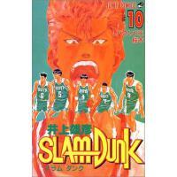 [现货]日文原版 漫画 SLAM DUNK 灌篮高手 10