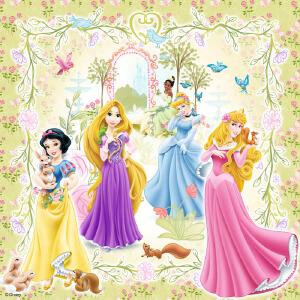 [当当自营]Ravensburger 睿思 迪士尼系列 迪士尼公主礼盒装 儿童益智卡通拼图玩具 R072675
