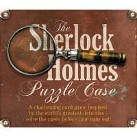福尔摩斯谜案 英文原版 Sherlock Holmes Puzzle Case 英文版 英文文学 Tim Dedopulos