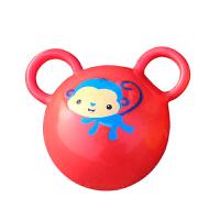 【当当自营】Fisher Price 费雪 新生儿拉拉摇铃球宝宝玩具手抓耳朵球婴儿球健身球锻炼手臂F0602红色