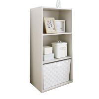 爱丽思IRIS 日式环保CB三层彩色书柜收纳柜 木制置物柜简易收纳柜CX-3