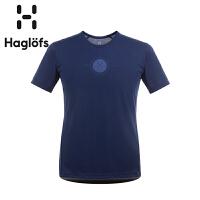 Haglofs火柴棍男款休闲舒适T恤603354(亚洲新版)