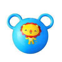 【当当自营】Fisher Price 费雪 新生儿拉拉摇铃球宝宝玩具手抓耳朵球婴儿球健身球锻炼手臂F0602蓝色