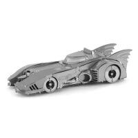 爱拼 金属 DIY拼装模型 3D立体拼图 蝙蝠侠 1989年蝙蝠车