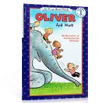 汪培�E推荐阶段英文原版书单An I can read book oliver 奥利弗 Syd Hoff 悉德・霍夫 奥利弗希望成为一头跳舞大象,但马戏团不需要更多的大象了,他该怎么办呢? 原版