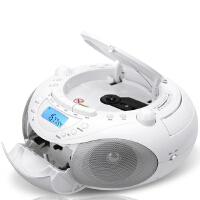 熊猫 CD-208 CD 磁带 录音 CD MP3光盘 U盘 全能复读 收音 播放机