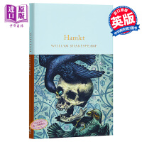 Collectors Library系列:哈姆雷特 英文原版 经典文学 Hamlet: Prince of Denmark William Shakespeare 莎士比亚
