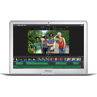 苹果 Apple MacBook Air MMGF2CH/A 13.3英寸笔记本(Core i5处理器/8GB内存/128GB闪存)