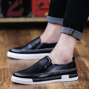 罗兰船长 透气针织线休闲鞋