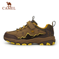 camel骆驼童鞋 防滑耐磨缓震防撞男女儿童户外运动徒步鞋