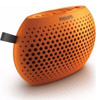 飞利浦SBM100插卡音箱 便携音箱 晨练音响 mp3播放器 老人机 收音机