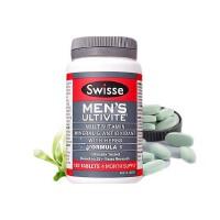 【澳洲直邮】Swisse MEN'S Ultivite男性复合维生素120粒 海外购