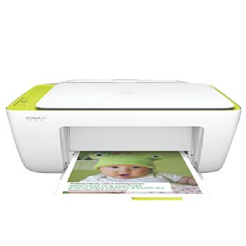 HP 惠普 Deskjet 2130 /2132 彩色喷墨一体机打印机 288元包邮