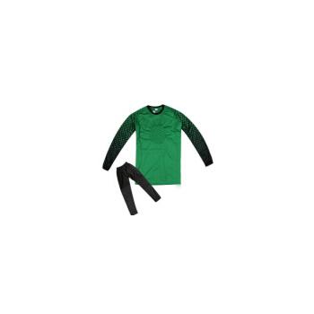 14-15欧冠优质足球守门员球衣主客场AC米兰C罗套装长袖长裤门将服