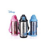 迪士尼保冷保温杯 学生运动水壶 户外便携旅行杯子 儿童水杯 SM52024