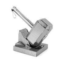 金属 diy拼装模型 3D立体拼图 复仇者联盟 雷神之锤