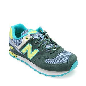 New Balance女士休闲复古鞋WL574TSZ-B 支持礼品卡支付