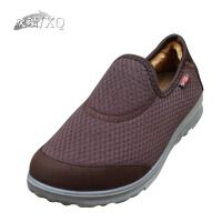 XQ/欣清15年冬季新款女士保暖短靴抗寒舒适加毛轻便北京帆布鞋