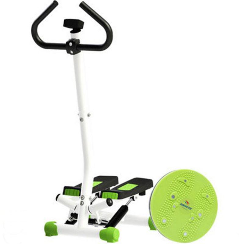 skg 踏步机家用 迷你 美体健身器材 静音扶手踏步机液压脚踏机 瘦身
