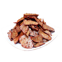 恒都   五香卤牛肝200g*2袋 卤味牛肉熟食零食特色风味小吃